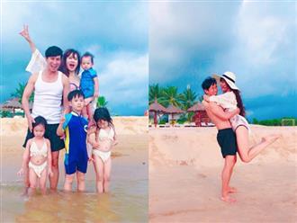 Kỷ niệm 7 năm ngày cưới, vợ chồng Lý Hải - Minh Hà vẫn lãng mạn, ấm áp bên nhau như thuở mới yêu