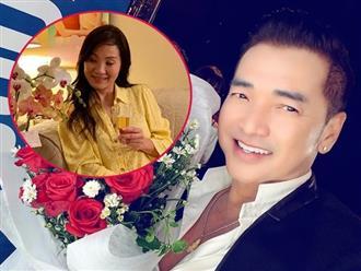 Ly hôn đã lâu, Quang Minh vẫn làm điều đặc biệt này cho vợ cũ Hồng Đào trong ngày sinh nhật