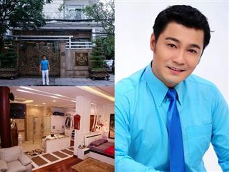 Choáng ngợp với cuộc sống như ông hoàng của Lý Hùng trong căn biệt thự rộng 700m2