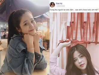 MC Cao Vy mở lại facebook cá nhân, đáp trả những bình luận xỉa xói về tin đồn bán dâm
