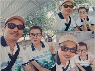 Dòng tâm sự xúc động của MC Diệp Chi tiễn biệt đạo diễn Lý Hải Thanh vừa qua đời ở tuổi 46