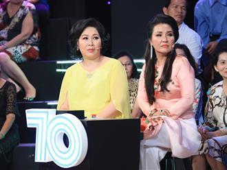 MC Lại Văn Sâm nói 1 câu khiến NSND Hồng Vân bẽ bàng, giận dỗi