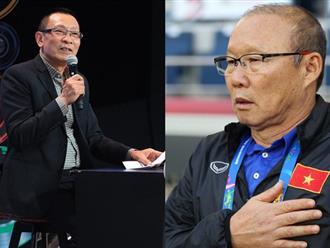 """MC Lại Văn Sâm xin lỗi vì không tin tưởng """"quái nhân"""" Park Hang-seo"""