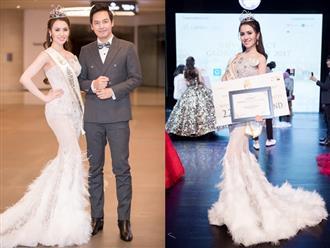 MC Phan Anh nói về việc bỏ chấm giữa chừng cuộc thi Hoa hậu mà Thư Dung đăng quang