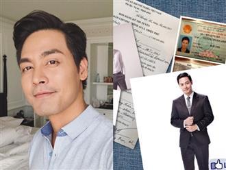 MC Phan Anh thông báo rút lui, bỏ lỡ cơ hội trở thành MC 'Ai là triệu phú'