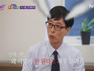 """MC quốc dân Yoo Jae Suk kể lại quá khứ bị đạo diễn """"trù dập"""" và chuyện trả thù khiến ai nấy đều phải gật gù"""