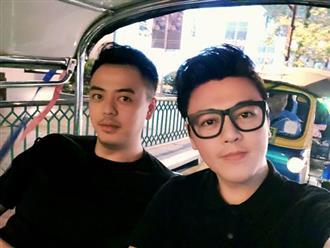 MC Tuấn Tú VTV còn có một người anh điển trai lại tài năng: Nhà gì khéo đẻ ghê!!!