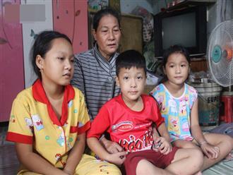 Mẹ bỏ đi lấy chồng mới, bố đau buồn treo cổ tự vẫn để lại 3 đứa trẻ mồ côi, đói ăn bên ông bà nội già yếu