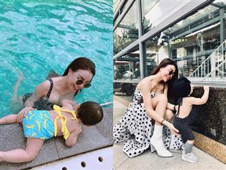 Tâm sự của mẹ đơn thân Trà Ngọc Hằng với con gái khiến chị em xót xa: 'Con có ba, chỉ là ba mẹ đi lạc đường thôi'