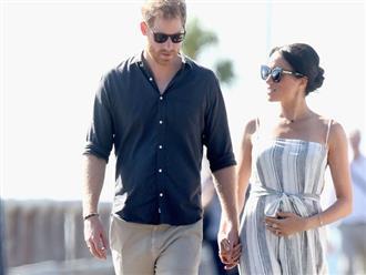Meghan Markle dính nghi án mang thai 3 tháng khiến hoàng gia Anh buộc phải nhún nhường