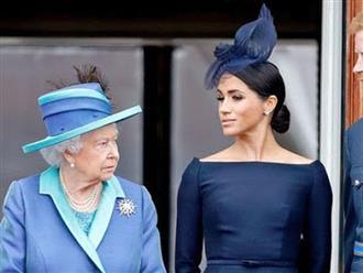 """Meghan Markle không thể tồn tại ở hoàng gia Anh là bởi """"một rừng không thể có hai hổ"""""""