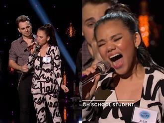 Minh Như đáp trả khi bị chê không đáng được đi tiếp ở American Idol