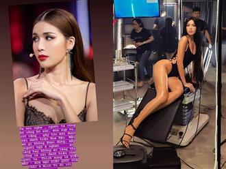 Minh Tú đáp trả gay gắt bình luận ác ý về danh hiệu Hoa hậu Siêu quốc gia châu Á 2018