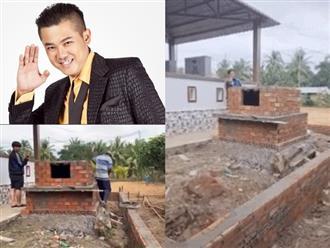 Hé lộ nơi chôn cất tro cốt Vân Quang Long tại quê nhà, gia đình đang xây mộ phần