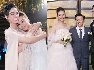 Mới cưới hơn 1 tuần, Đàm Thu Trang bị bạn thân 'xúi' sinh con cho Cường Đô la