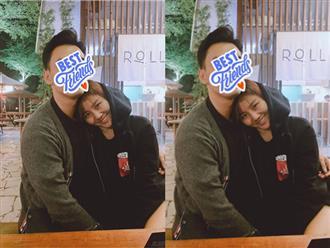 Mừng ngày lễ độc thân, Văn Mai Hương chính thức khoe ảnh e ấp bên người ấy