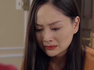 """""""Nàng dâu order"""" tập cuối: Lan Phương ngất xỉu khi chứng kiến cả bà nội lẫn bố chồng khóc lóc, van xin"""