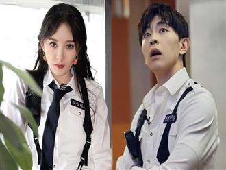 Netizen dậy sóng với cảnh Dương Mịch - Đặng Luân được bồng bế kiểu công chúa trên truyền hình