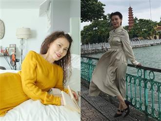 Ngắm nhan sắc mẹ ruột Hồ Ngọc Hà ở tuổi 63, trẻ trung và sành điệu khó ai sánh bằng