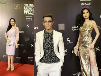 Ngân Anh, Thúy Hạnh và loạt siêu mẫu đình đám 'đọ sắc' tại Tuần lễ Thời trang Quốc tế Việt Nam Xuân Hè 2018