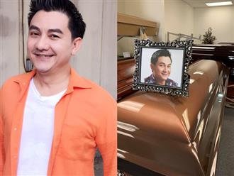 Hình cận thi thể nghệ sĩ Anh Vũ được đăng tải tràn lan, Hồng Vân viết tâm thư đau lòng