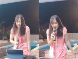 Cười 'té ghế' khi nghe Ngọc Lan cover hit của Mỹ Tâm bằng tiếng Hàn