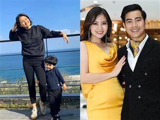 Ngọc Lan lại 'đôi co' với khán giả, Thanh Bình âm thầm khui lại bài đăng kỷ niệm 3 năm yêu nhau
