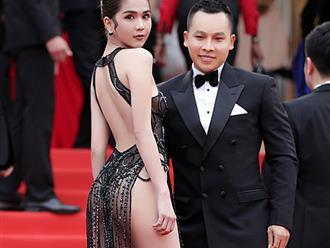 Ngọc Trinh: 'Sợ bị chửi tôi đã không mặc sexy đến Cannes'