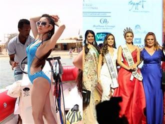 Ngôi vị Á hậu 'Miss Eco International' của Thư Dung bị tước cũng không gì to tát nếu bạn biết sự thật này