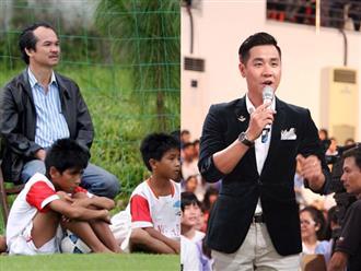 Rơi nước mắt với tâm thư MC Nguyên Khang gửi bầu Đức trước kỳ tích của đội tuyển U23 Việt Nam