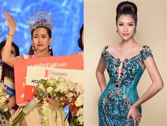'Toát mồ hôi' với phản ứng của dân mạng khi Hoa hậu Đại dương Ngân Anh phát ngôn 'bạo miệng' về Nguyễn Thị Thành