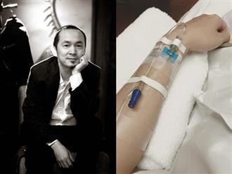 Khán giả lo lắng khi nghe tin nhạc sĩ Quốc Trung bất ngờ nhập viện