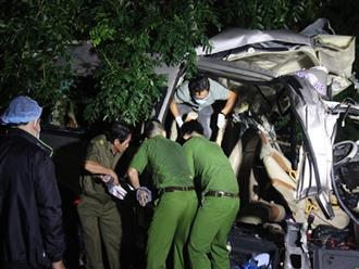 """Nhân chứng vụ tai nạn thảm khốc 8 người tử vong: """"Cảnh tượng rất đau lòng.."""""""