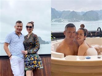 Nhan sắc xinh đẹp khó cưỡng của Hoa hậu Jennifer Phạm sau 4 lần sinh nở, được mọi người khen nức nở
