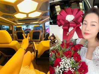 Nhật Kim Anh khoe xế xịn hậu ồn ào tình cảm với TiTi (HKT)