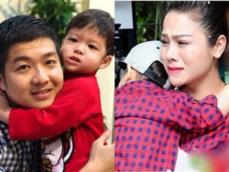 Giữa lúc giành quyền nuôi con, Nhật Kim Anh ngậm ngùi: 'Đàn ông chỉ yêu con qua lời nói'