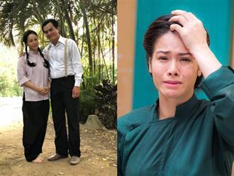"""Nhật Kim Anh tiết lộ bị cứa đứt chân, hy sinh vì Thị Bình """"Tiếng sét trong mưa"""""""