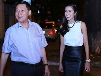 Nhiều năm về làm dâu, Hà Tăng vẫn âm thầm gìn giữ món quà quý được bố chồng tặng 8 năm trước