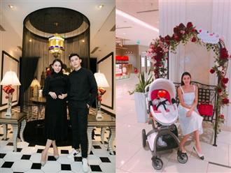 Nhìn ảnh mới nhất của Lê Hà, công chúng bất ngờ đặt nghi vấn người đẹp đã sinh con đầu lòng?