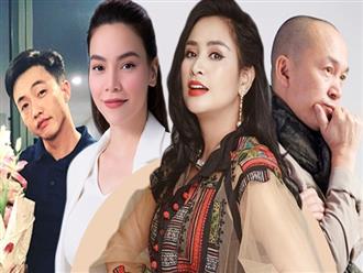 Nhìn lại những mối duyên tình đứt đoạn của Hồ Ngọc Hà - Cường Đô la, Thanh Lam - Quốc Trung để hiểu rằng: Hai người chia tay nhưng có 4 người sẽ hạnh phúc