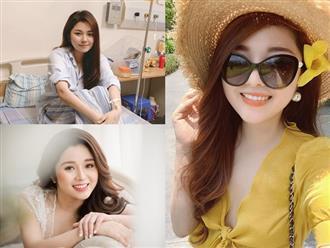 Nhìn loạt ảnh cuối đời của MC Diệu Linh, xót xa khi căn bệnh ung thư đã mang cô đi ở độ tuổi thanh xuân tươi đẹp nhất