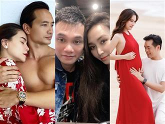 Những cặp nghệ sĩ Việt sắp chào đón con song sinh