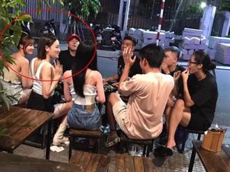Ninh Dương Lan Ngọc bị bắt gặp tụ tập bạn bè cùng Chi Dân