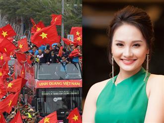 Nói điều tế nhị sau khi đội tuyển U23 Việt Nam về nước, Bảo Thanh khiến các mạnh thường quân 'thót tim'