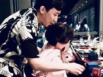 Nổi tiếng hiếu thảo, Trấn Thành - Hari Won lại khiến mẹ khóc nghẹn ở tiệc sinh nhật, lý do vì đâu?