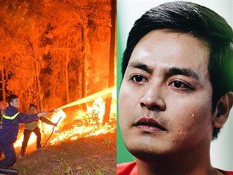 Xin lỗi vì không thể hiện tinh tế về vụ cháy rừng ở Hà Tĩnh, MC Phan Anh vẫn bị dân mạng chửi sấp mặt