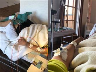 Nóng: Đàm Vĩnh Hưng nằm liệt giường vì kiệt sức trong chuyến lưu diễn tại châu Âu