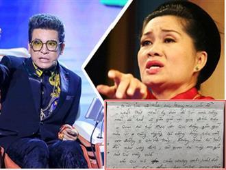 NS Xuân Hương kể chuyện được 'tặng 1 đạp' khi ôm chồng, tiết lộ thư tay của em chồng 22 năm trước
