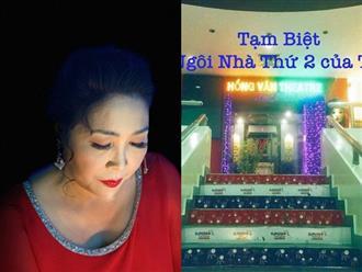 NSND Hồng Vân đóng cửa sân khấu Superbow do mình gây dựng 14 năm