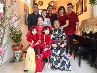 NSND Lan Hương tiết lộ về ngày Tết thay đổi từ khi có con dâu